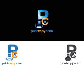 #78 para Design a Logo for Print Copy Scan por arteastik