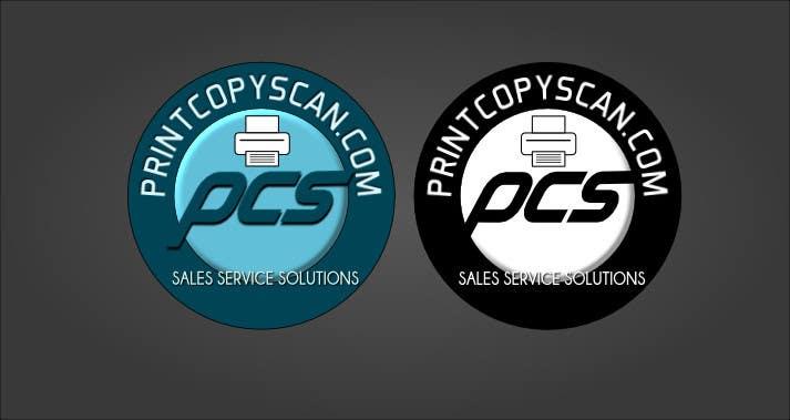 Bài tham dự cuộc thi #121 cho Design a Logo for Print Copy Scan