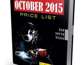 #18 untuk Design a cover for a price list oleh VMJain