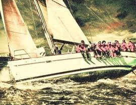 #128 untuk Retouch a sailing image to add more drama oleh SohamJoy