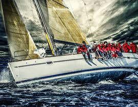 #125 for Retouch a sailing image to add more drama by leancolan