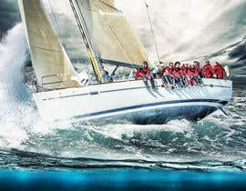#106 untuk Retouch a sailing image to add more drama oleh lysenkozoe
