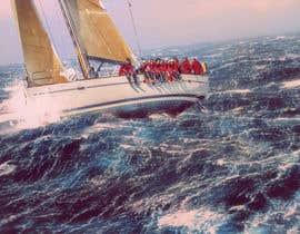 #127 untuk Retouch a sailing image to add more drama oleh lysenkozoe