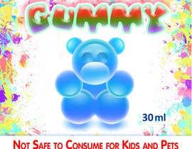 #29 untuk Gummy bear logo oleh pikoylee