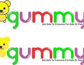 istykristanto tarafından Gummy bear logo için no 18