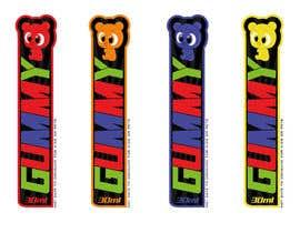 #15 untuk Gummy bear logo oleh heberomay