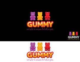#10 untuk Gummy bear logo oleh Vanai