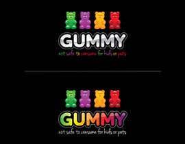 #12 untuk Gummy bear logo oleh Vanai