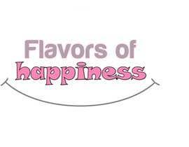 #18 untuk Logo for flavorsofhappiness oleh lishamaricruz8