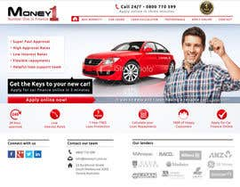 #6 for Design a Website Mockup for Money1 by seosuccessmelb
