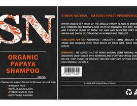 Hirenkarsadiya tarafından Create two labels & two bottle mock up's için no 29