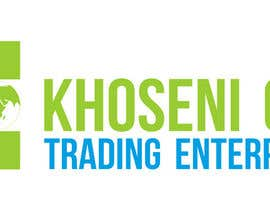 #22 untuk Design a Logo for a trading enterprise oleh ethegamma
