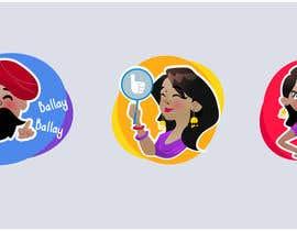 #2 for Original Sticker Design by ahmadzafarpk