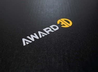 rz100 tarafından Design a Logo for AWARD 3D için no 28