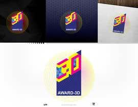 #25 untuk Design a Logo for AWARD 3D oleh ctate