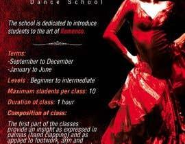 Vanuzza tarafından Create an ad for a Flamenco Dance School için no 16