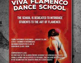 Naumovski tarafından Create an ad for a Flamenco Dance School için no 4