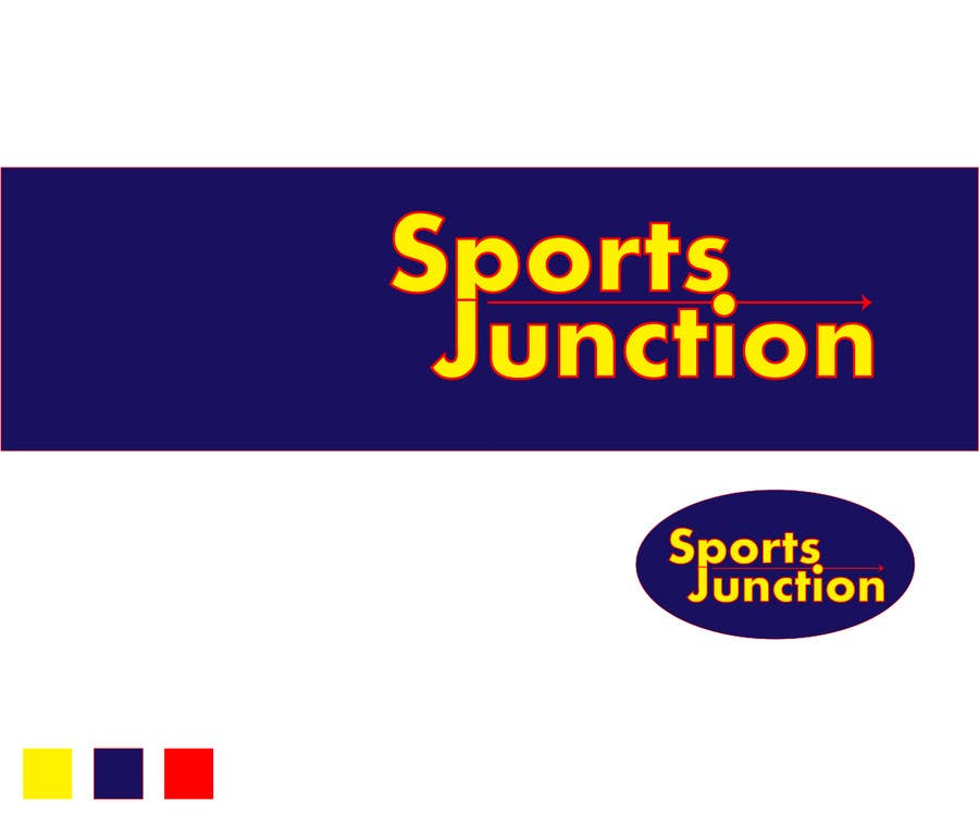 Contest Entry #28 for Design a Logo for Sports Junction