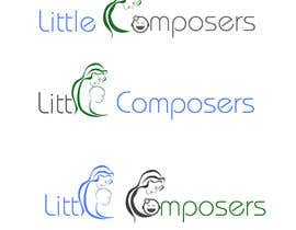 #62 for Design a Logo for Little Composers by marsail