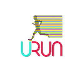 #280 for Design a Logo for U Run by giangnam45