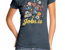 SummerWings tarafından Design a T-Shirt for Jobs.ie için no 138