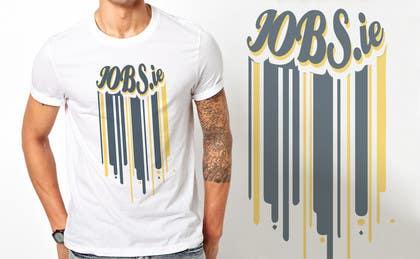 #131 untuk Design a T-Shirt for Jobs.ie oleh ezaz09