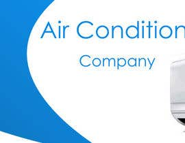 #1 untuk Design a Banner for an air conditioning website. oleh KamranmAhmed