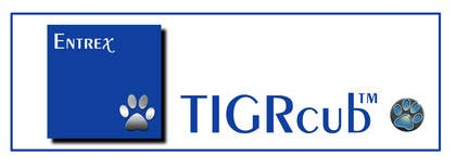 #6 untuk Create a Logo for TIGRcub oleh minalutovac
