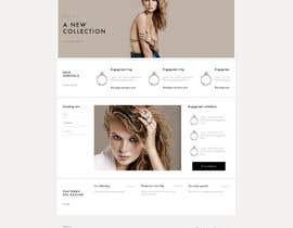 #18 untuk Homepage design oleh besov