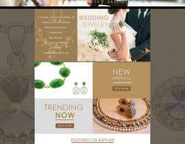 #15 untuk Homepage design oleh anoopray