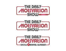 seroo123 tarafından Design a Logo For The Daily Motivation Show için no 281