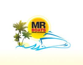 #113 pentru Logo Design for mr boats marine accessories de către racsoftdensity
