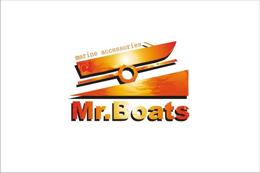 Contest Entry #                                        184                                      for                                         Logo Design for mr boats marine accessories