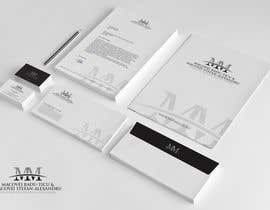 #61 untuk Develop a Corporate Identity for a notary office oleh Brandwar