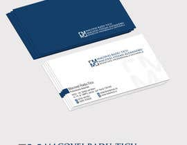 #90 untuk Develop a Corporate Identity for a notary office oleh jobee