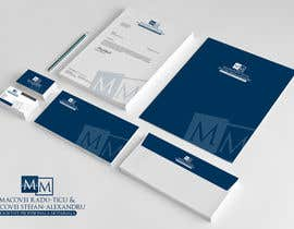 #69 untuk Develop a Corporate Identity for a notary office oleh taganherbord