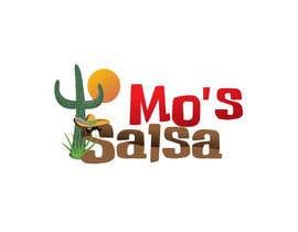 #28 untuk Mo's Salsa logo oleh lenakaja