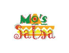 #26 untuk Mo's Salsa logo oleh Helen2386