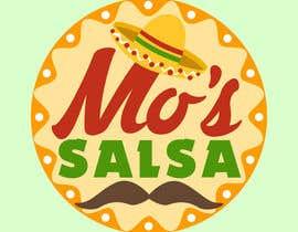 #14 untuk Mo's Salsa logo oleh Hamstine