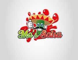 #31 untuk Mo's Salsa logo oleh sminox