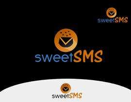 #71 untuk Design a Logo for sweetsms.com oleh exua