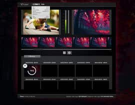 visualoutline tarafından Design an App Mockup for a Video Capture Desktop Application için no 9