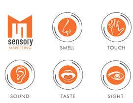 #94 untuk Develop a Corporate Identity for Sensory Marketing oleh infiniumtech13