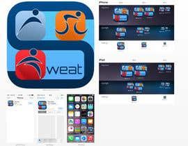 #48 untuk Iphone App Icon oleh andrewboulos