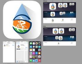 #57 untuk Iphone App Icon oleh andrewboulos