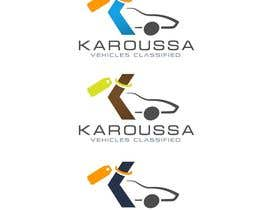 #274 for Concevez un logo pour Karoussa by FlexKreative
