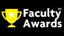 Bài tham dự #118 về Graphic Design cho cuộc thi Design a logo for Faculty Awards professor competition