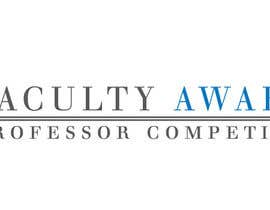 #15 for Design a logo for Faculty Awards professor competition af debbypeetam