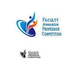 #75 for Design a logo for Faculty Awards professor competition af MamaIrfan