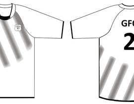 #19 untuk Design a SoccerJersey oleh abdelengleze